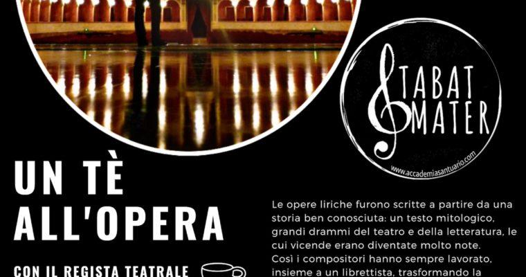 Un tè all'Opera !